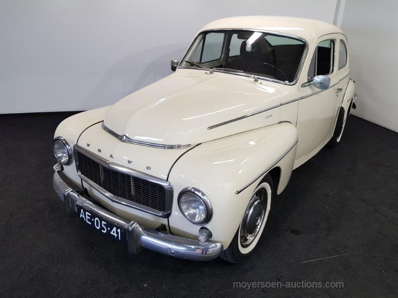 Volvo PV544 1964  For Sale by Auction (picture 1 of 6)