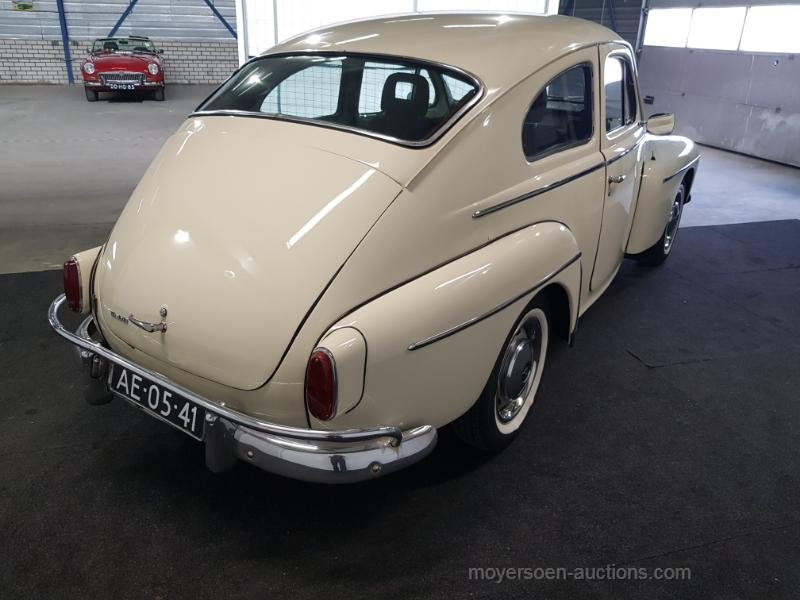 Volvo PV544 1964  For Sale by Auction (picture 3 of 6)