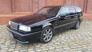 1996 VOLVO 850R ESTATE 2.3 AUTOMATIC RARE MODERN CLASSIC  For Sale