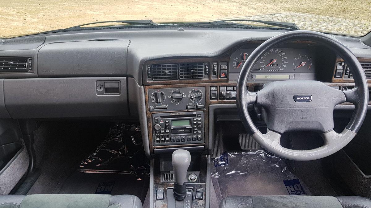 1996 VOLVO 850R ESTATE 2.3 AUTOMATIC RARE MODERN CLASSIC  For Sale (picture 5 of 6)