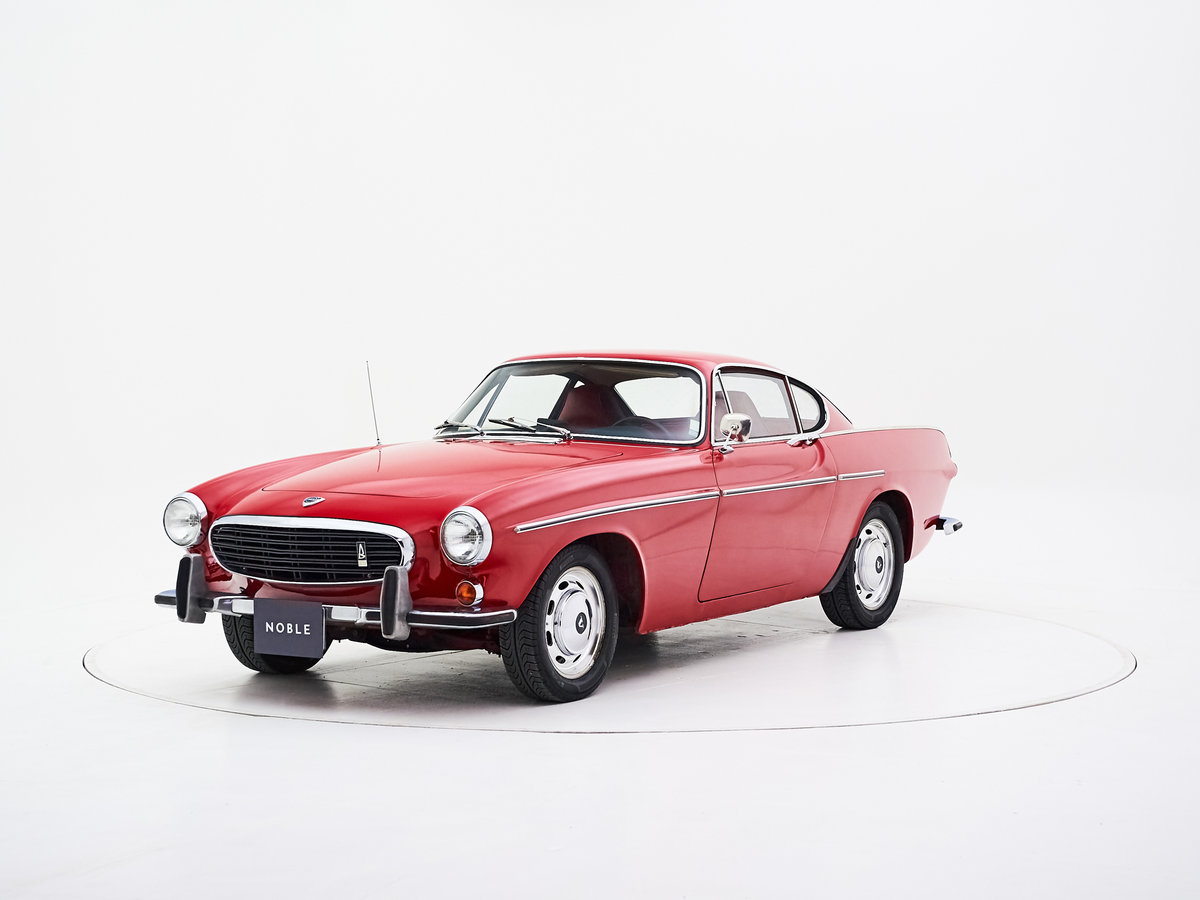 1968 VOLVO P1800 S For Sale (picture 1 of 6)