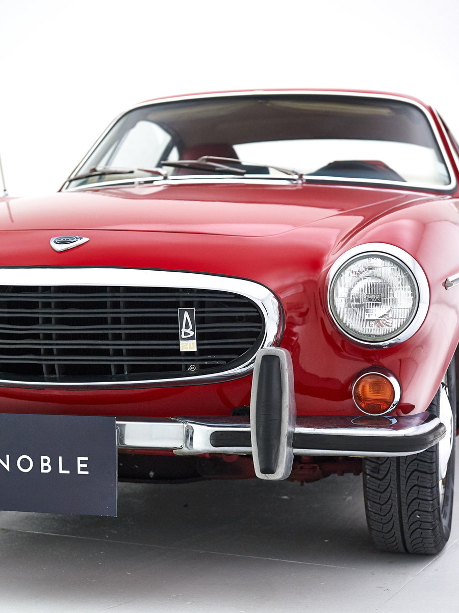 1968 VOLVO P1800 S For Sale (picture 4 of 6)