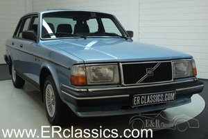 Volvo 240 GL Saloon 1988 Sunroof For Sale