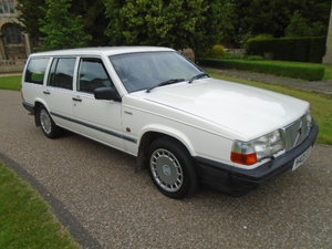 1990 Volvo 740 GL Auto Estate.  For Sale