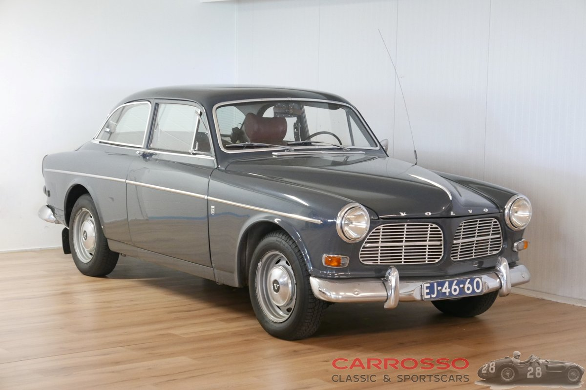 1965 Volvo Amazon Coupé in original, patina condition For Sale (picture 1 of 6)