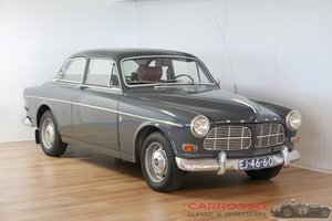 1965 Volvo Amazon Coupé in original, patina condition For Sale