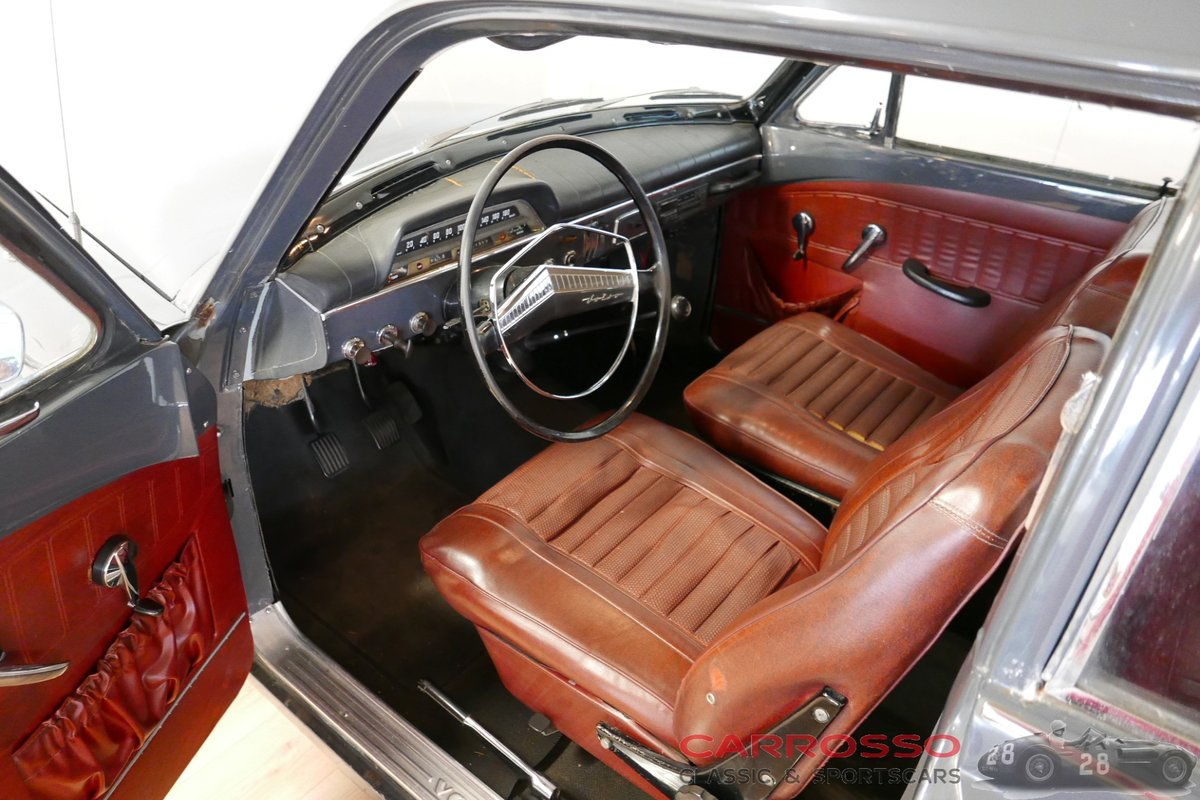 1965 Volvo Amazon Coupé in original, patina condition For Sale (picture 3 of 6)