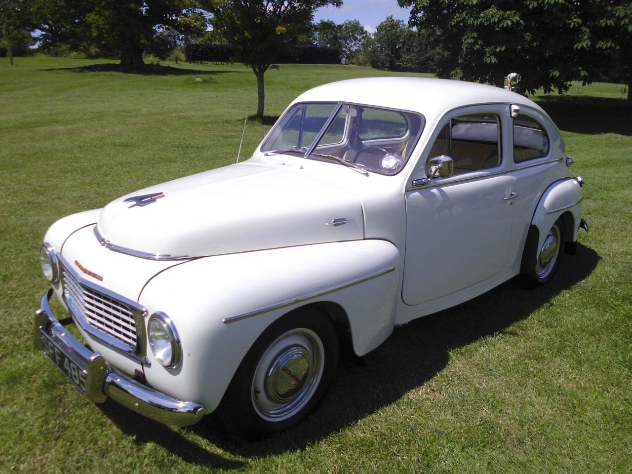1956 Volvo PV444 Californian Sport For Sale (picture 1 of 6)