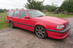 1997 Volvo 850 R Estate For Sale by Auction