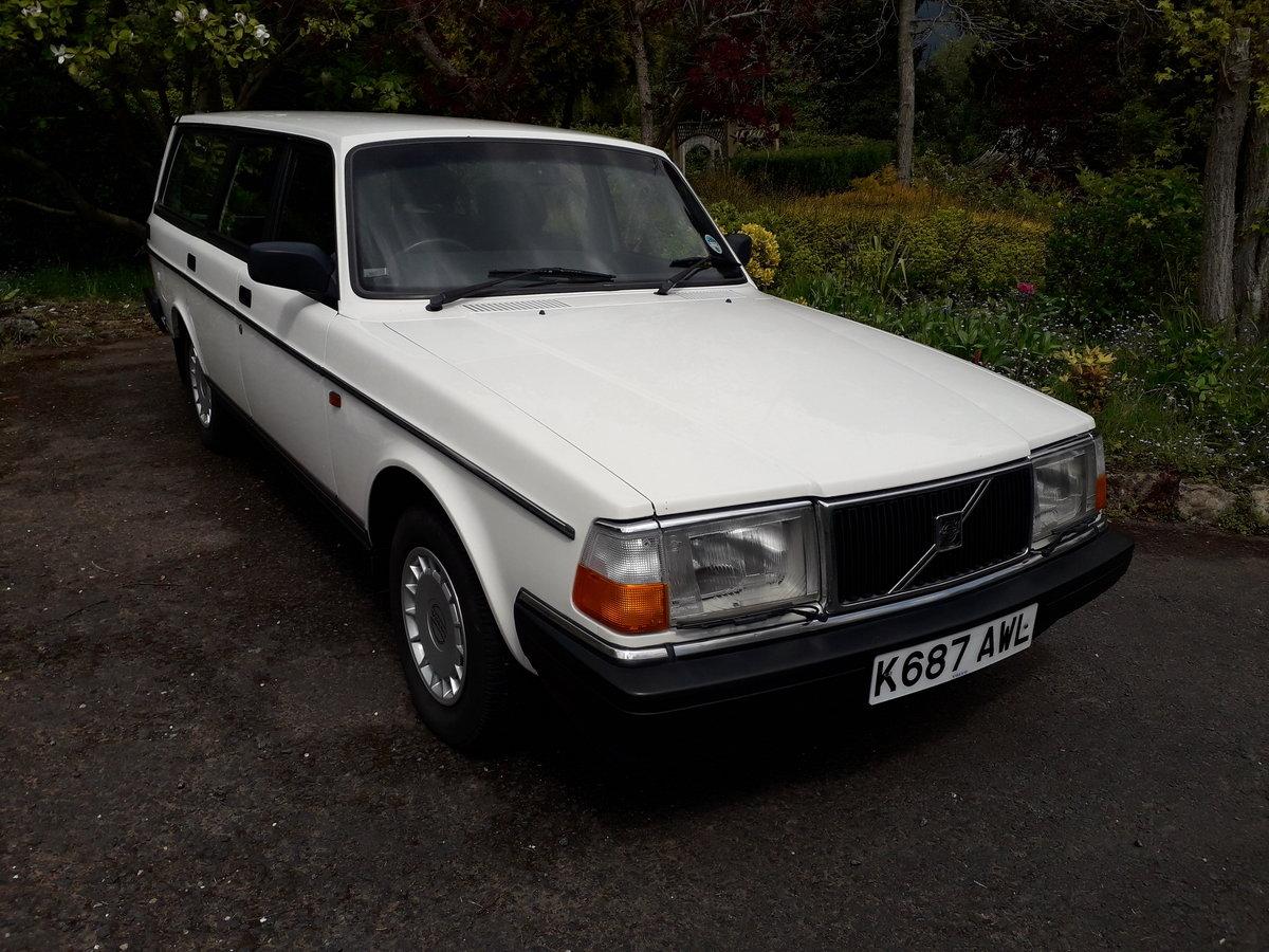 1993 Volvo 240 SE ESTATE SOLD (picture 4 of 6)
