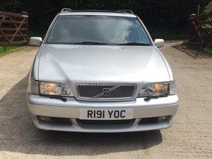 Volvo v70r 1998 petrol auto silver  For Sale