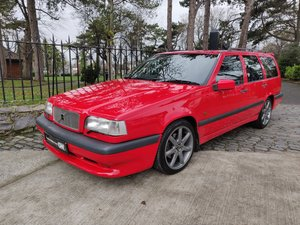 1996 VOLVO 850 R ESTATE 240BHP **LOW MILES** For Sale