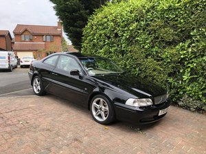 1999 Volvo C70 t5 coupe  For Sale