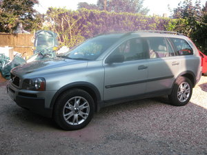 2004 Volvo XC90 4x4 7 Seater Estate For Sale