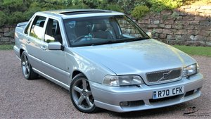 1998 Volvo s70 r manual - an endangered species  For Sale