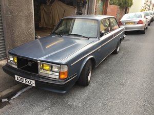 1984 240 /242 VOLVO TURBO For Sale