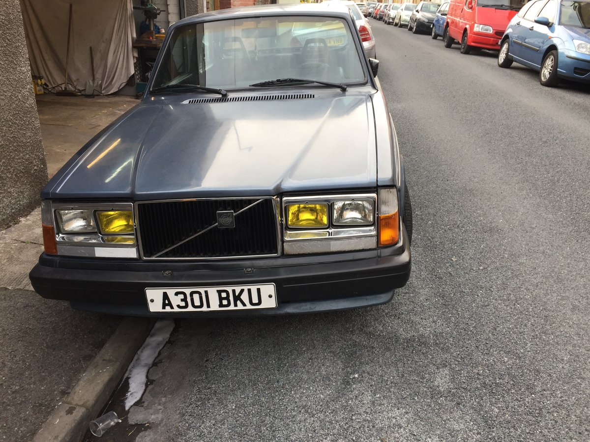 1984 240 /242 VOLVO TURBO For Sale | Car And Classic