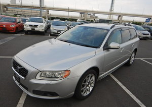 VOLVO V70 2008 SE 3.2 AUTOMATIC FULL LEATHER  For Sale