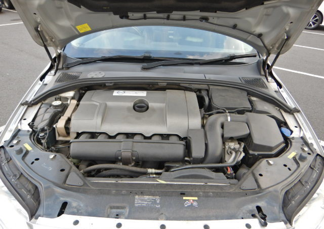 VOLVO V70 2008 SE 3.2 AUTOMATIC FULL LEATHER  For Sale (picture 6 of 6)