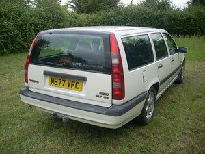 1995 Volvo 850 2.5 GLT 10v Estate.  MOT May 2020 For Sale
