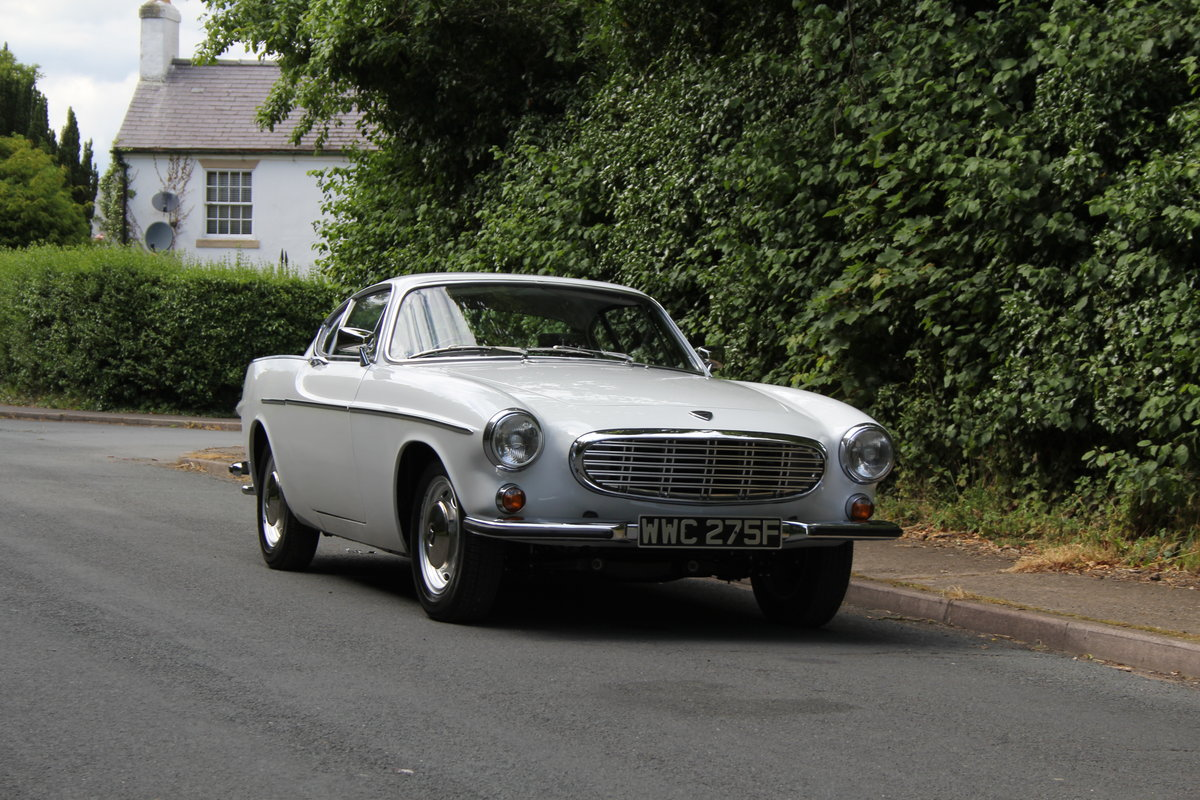 1967 Volvo P1800 - Full nut and bolt rebuild just completed SOLD (picture 1 of 12)