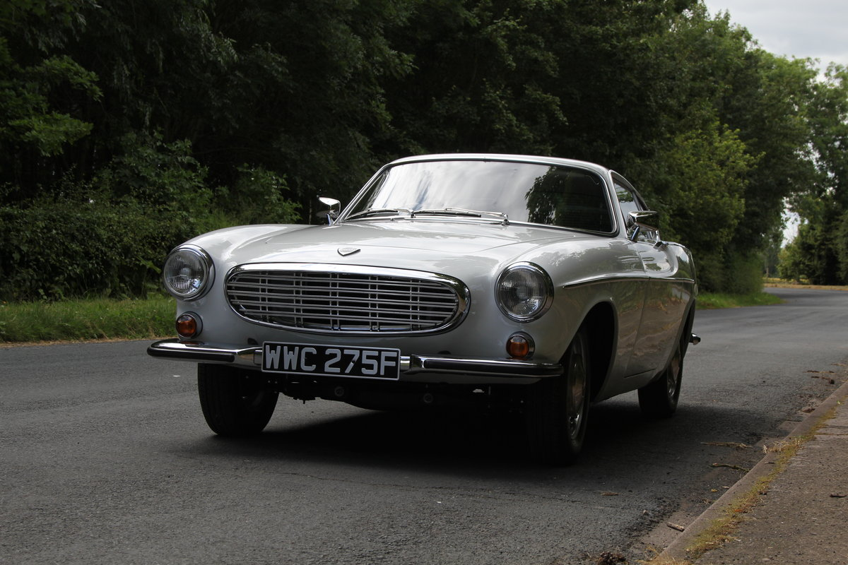 1967 Volvo P1800 - Full nut and bolt rebuild just completed SOLD (picture 3 of 12)