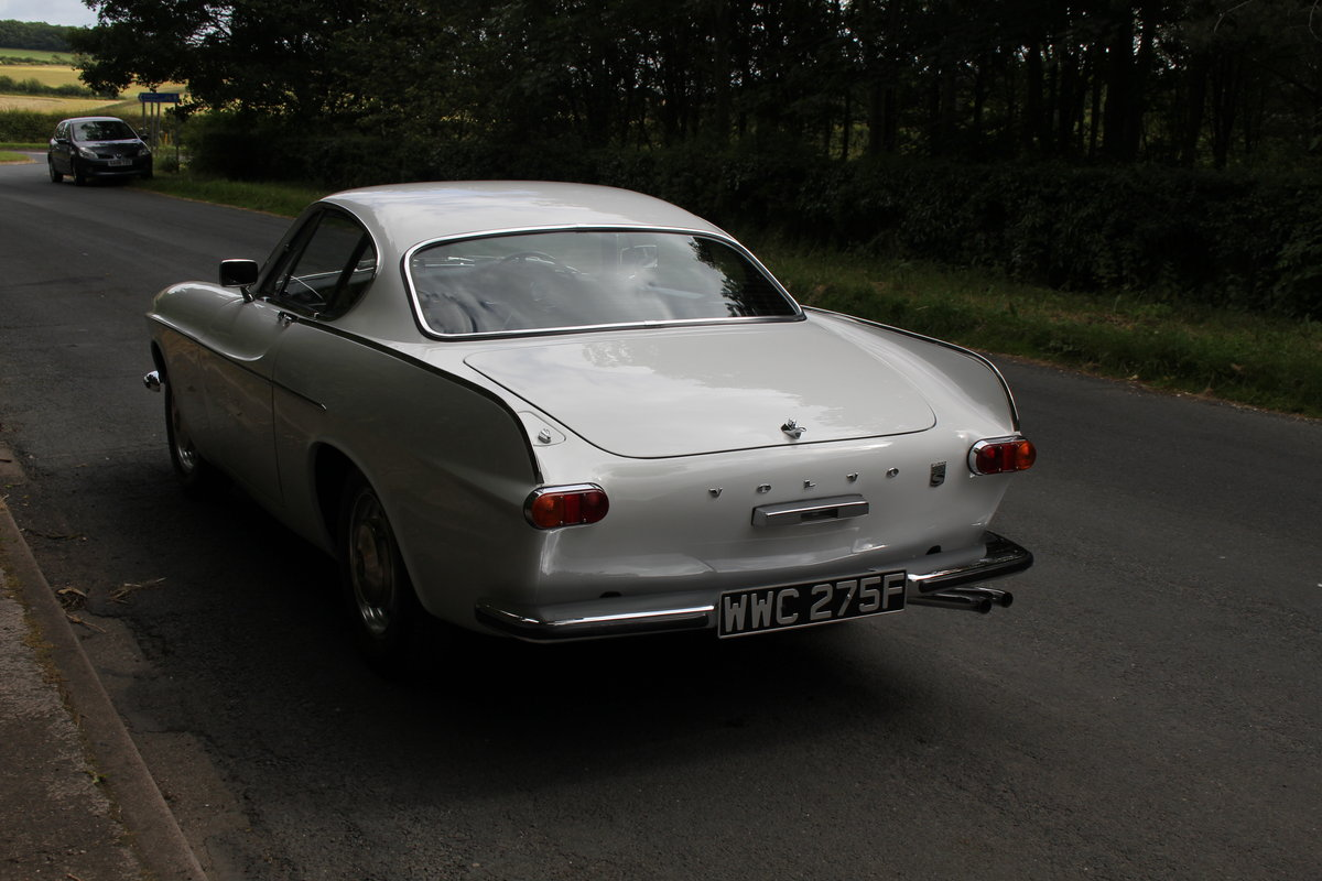 1967 Volvo P1800 - Full nut and bolt rebuild just completed SOLD (picture 4 of 12)