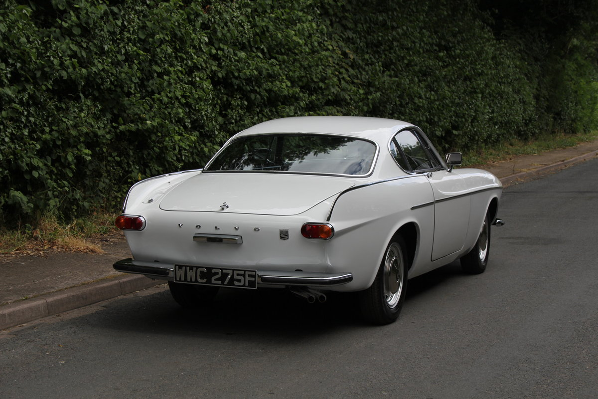 1967 Volvo P1800 - Full nut and bolt rebuild just completed SOLD (picture 5 of 12)