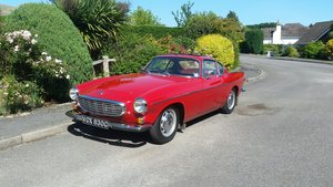1969 Volvo P1800S - B20 engine with Overdrive