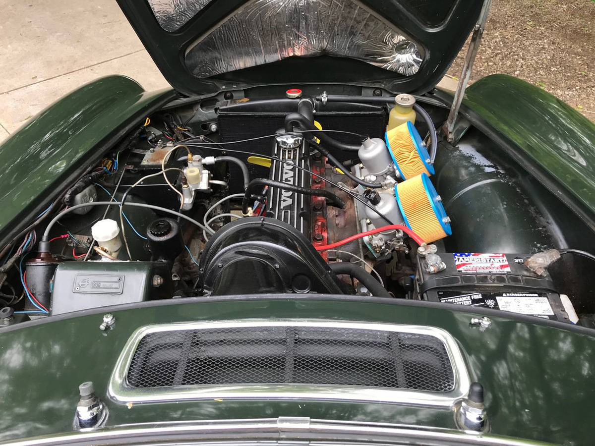 1967 Volvo P1800 S For Sale (picture 5 of 6)