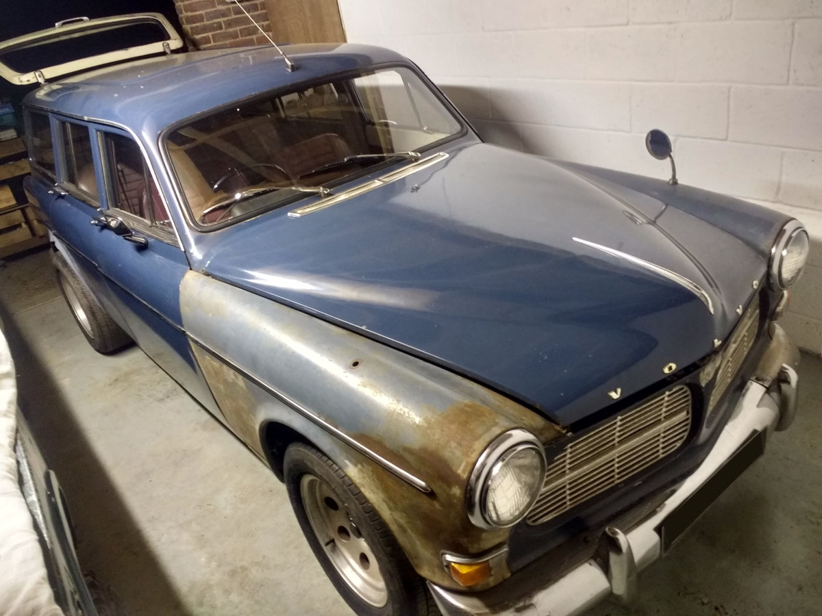 1964 Volvo Amazon Estate 120 220 For Sale (picture 1 of 3)