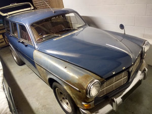 1964 Volvo Amazon Estate 120 220 For Sale