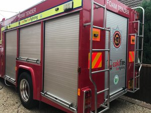 1992 Volvo FS7 18 Fire Appliance Unusual one off  For Sale