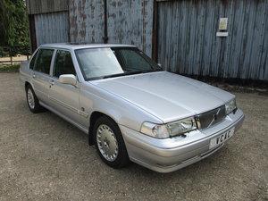 1997 Volvo S90 3.0 CD Saloon Auto Low mileage SOLD