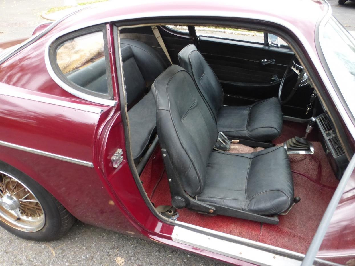1967 Volvo P1800S LHD driver For Sale (picture 3 of 6)