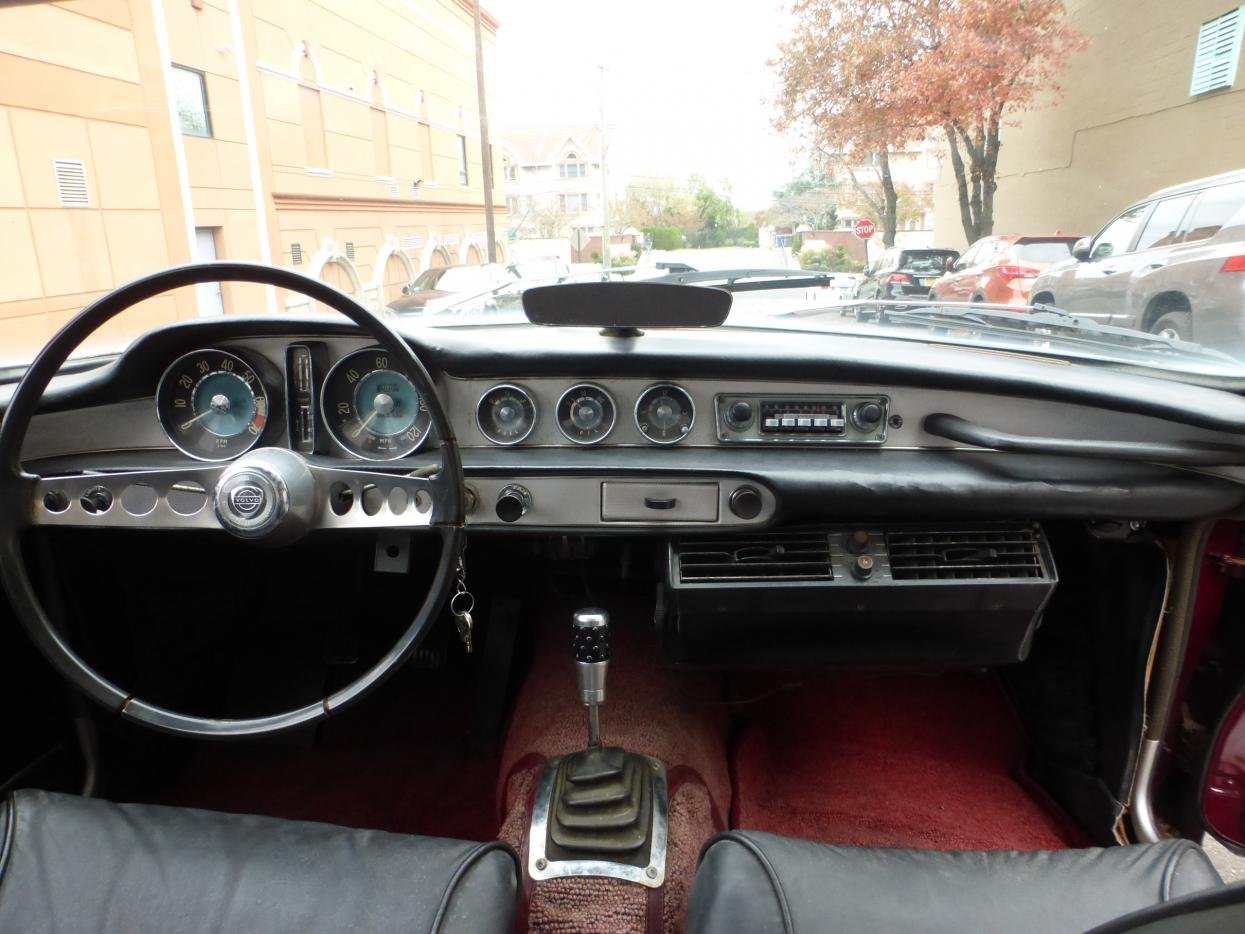 1967 Volvo P1800S LHD driver For Sale (picture 4 of 6)