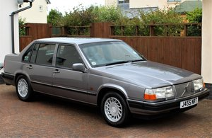 1992 Volvo 960i 24V Automatic Saloon, Only 47205 Miles. SOLD