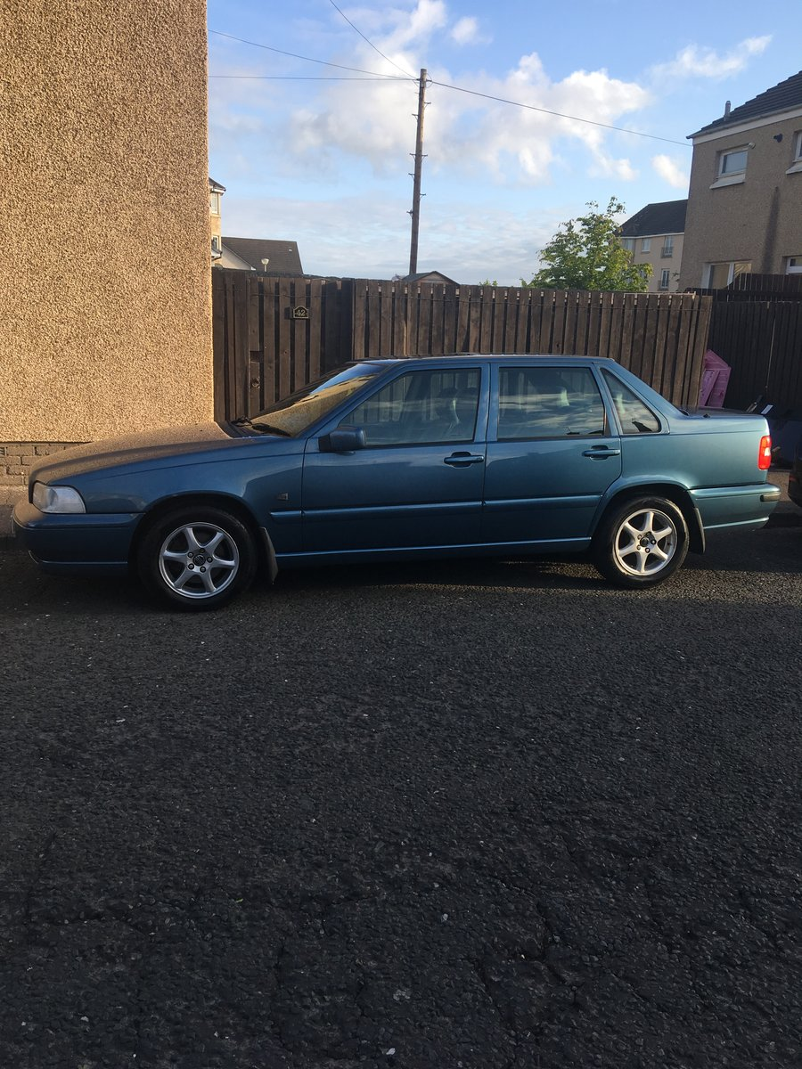 1998 Volvo S70 2.5T For Sale (picture 1 of 4)