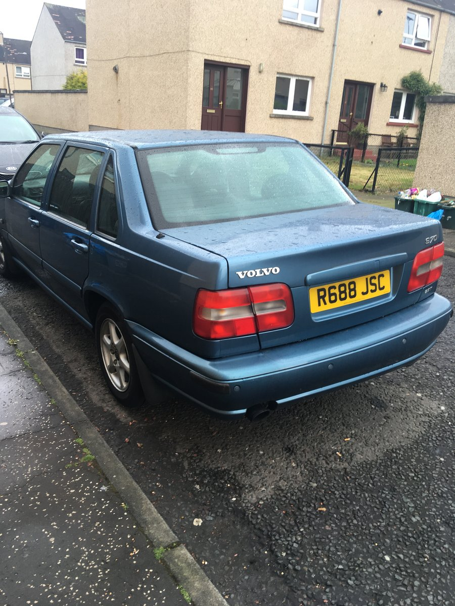 1998 Volvo S70 2.5T For Sale (picture 2 of 4)