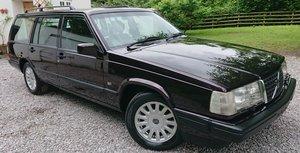 1998 Volvo 940 celebration auto service history  For Sale