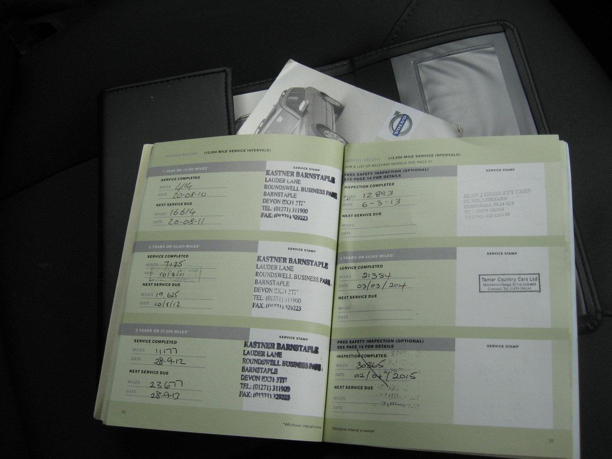 2009 59-reg Volvo V70 2.0 D ( 136ps ) SE Estate manual For Sale (picture 6 of 6)