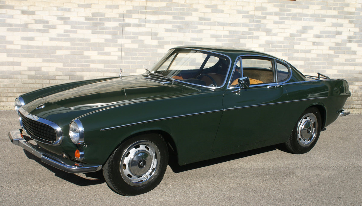1967 Volvo P1800 S For Sale (picture 1 of 6)