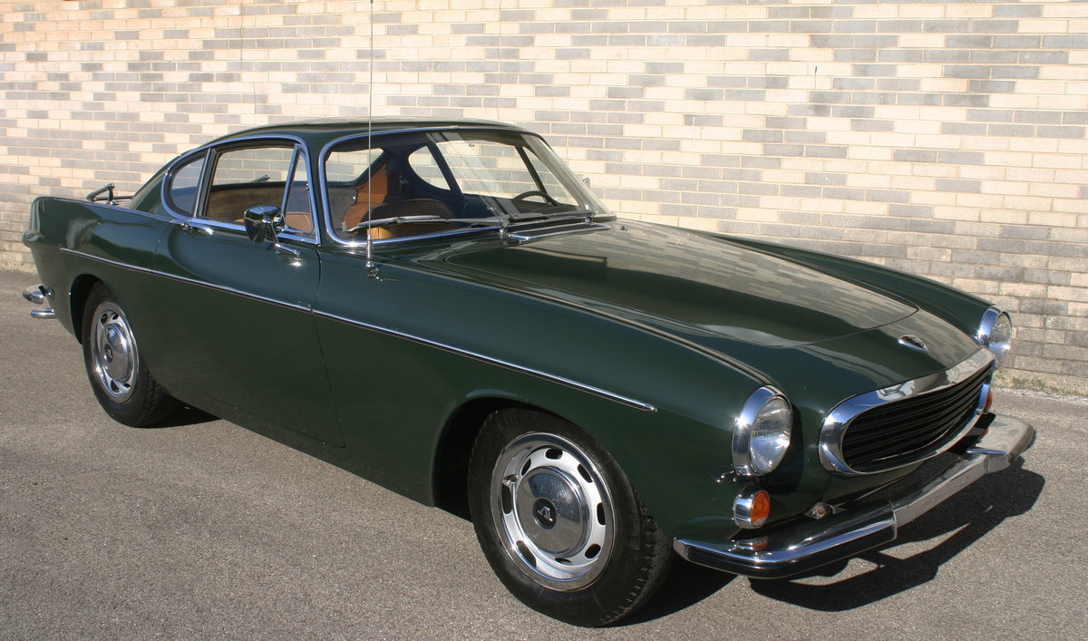 1967 Volvo P1800 S For Sale (picture 2 of 6)