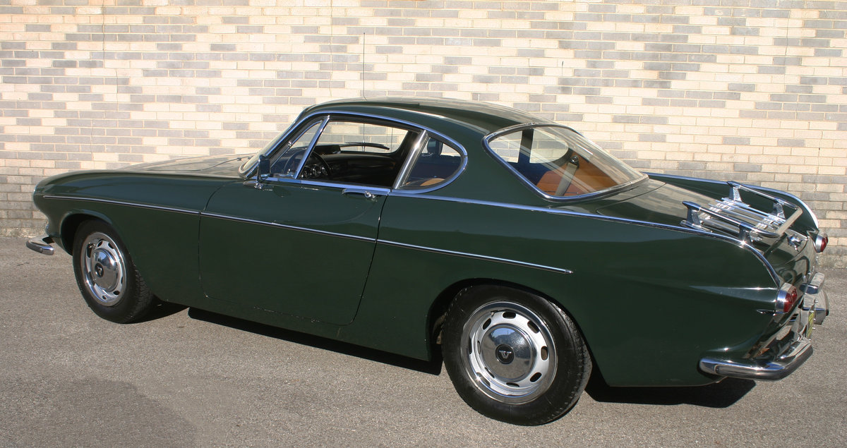 1967 Volvo P1800 S For Sale (picture 3 of 6)