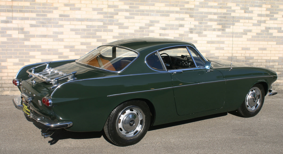 1967 Volvo P1800 S For Sale (picture 4 of 6)
