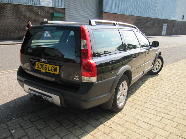2006 VOLVO XC70 SE LUX D5 AUTOMATIC DIESEL * LEATHER SEATS * SOLD (picture 2 of 6)