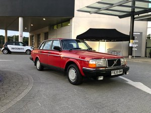 1988 VOLVO 240 GL *Genuine 43,000 Miles* Full Service For Sale