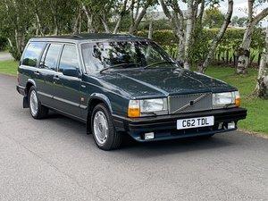 1986 VOLVO 760 2.3 TURBO AUTO ESTATE. 63,000 MILES For Sale