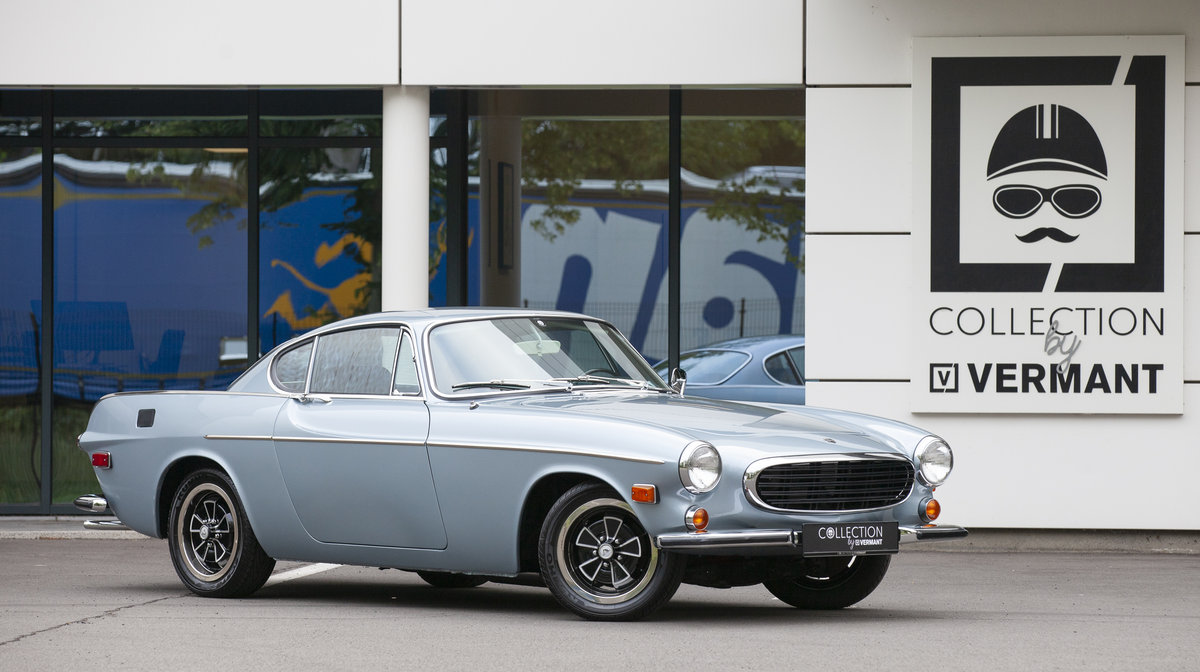 1971 Volvo P1800E restored For Sale (picture 1 of 6)