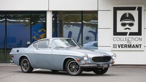 1971 Volvo P1800E restored
